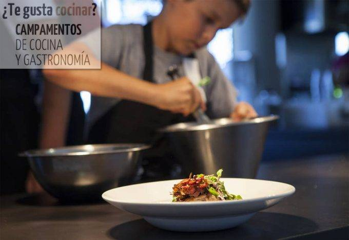 campamentos gastronomicos de basque culinary center 2018