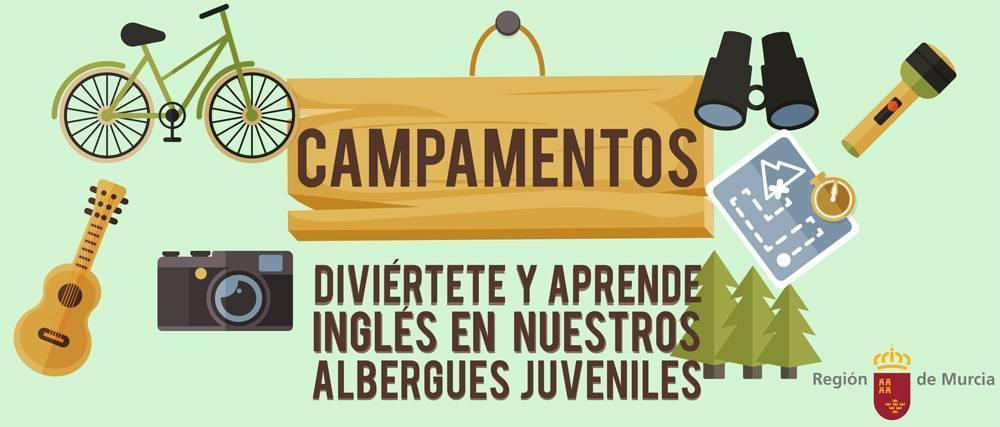 campamentos inmersion linguistica murcia 2017