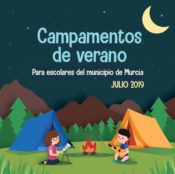 campamentos murcia educadora verano 2019