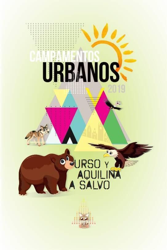 campamentos urbanos 2019 del ayuntamiento de burgos