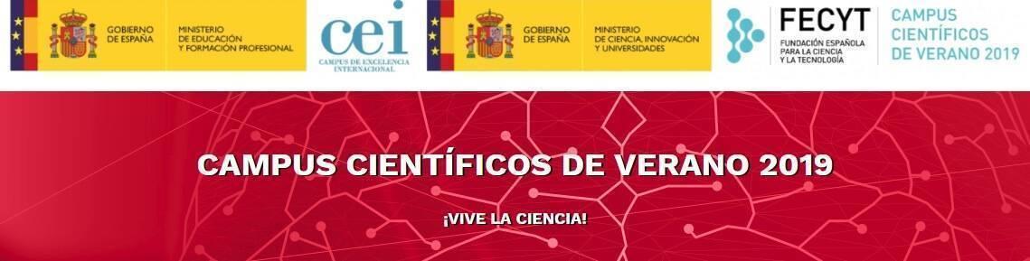 campus cientificos verano 2018