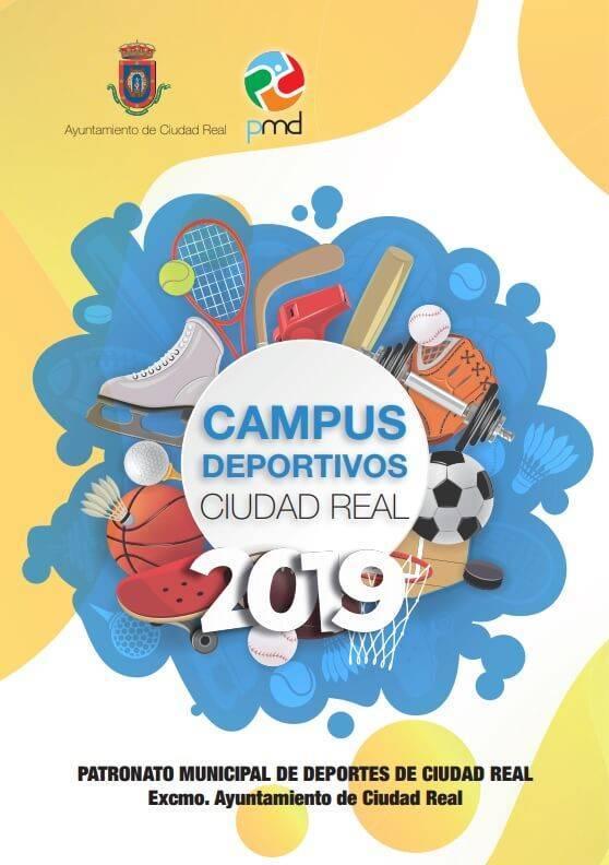 campus deportivos 2019 del ayuntamiento de ciudad real