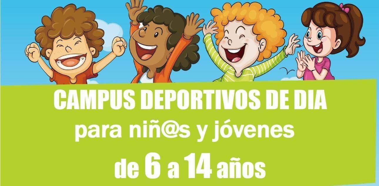 campus deportivos ayuntamiento granada verano 2019