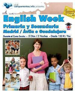 english week en madrid, ávila o guadalajara