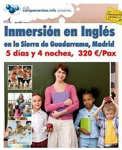 english week en la sierra de madrid