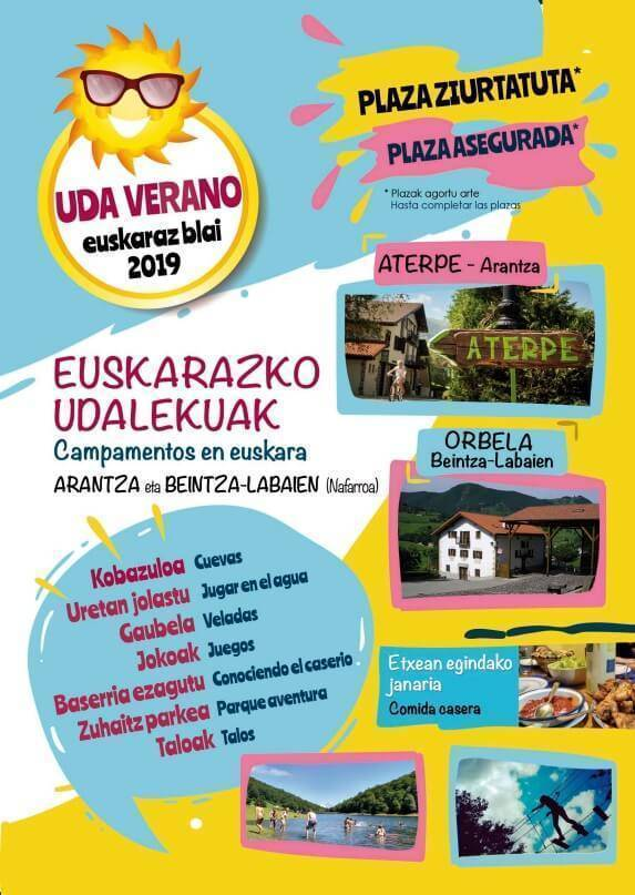 euskaraz blai 2019
