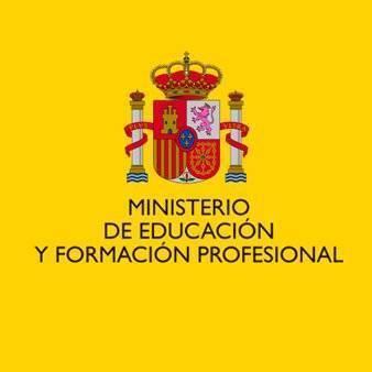 ministerio de educacion y formacion profesional