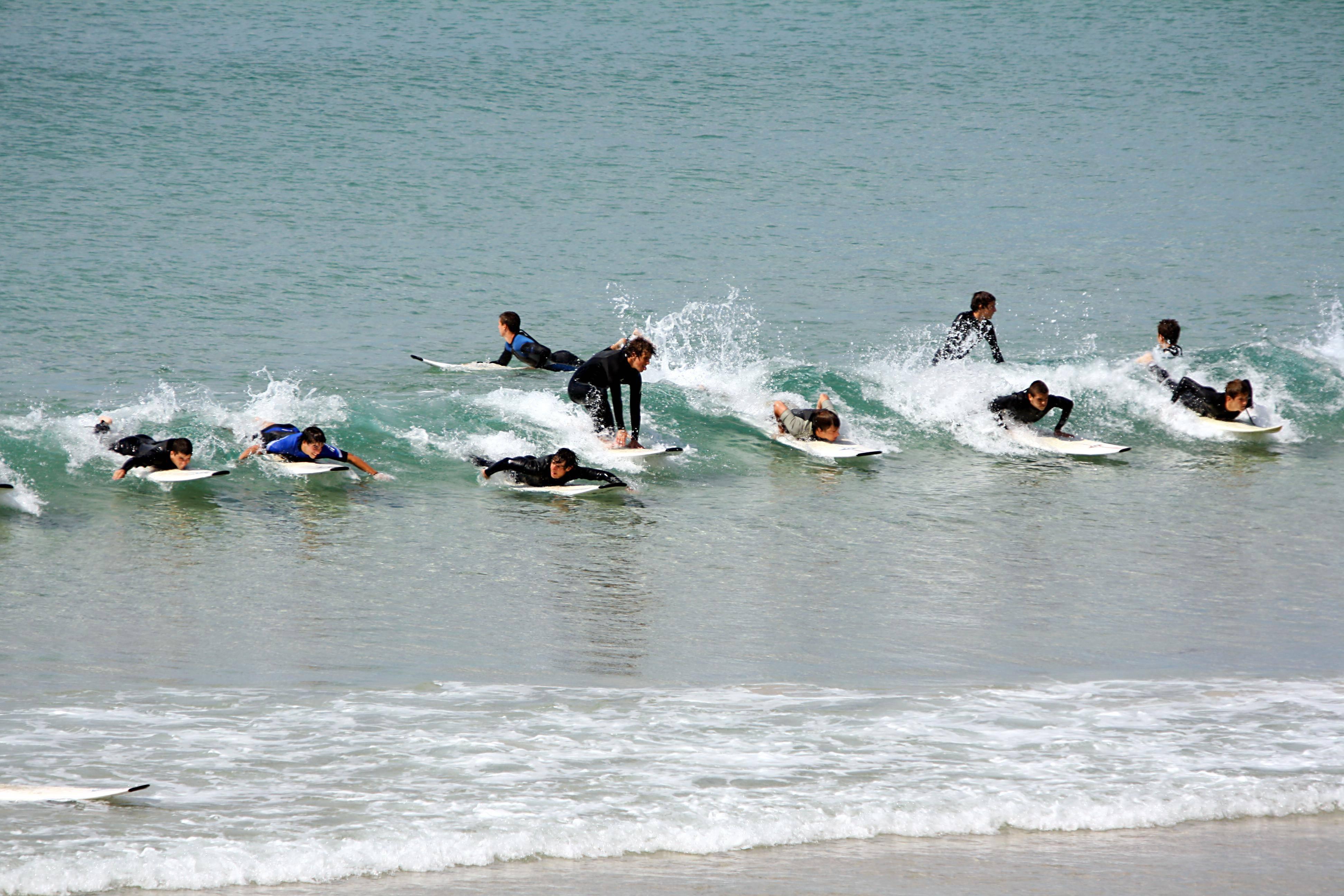 surf en art surf camp