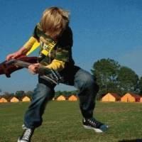 Campamento de rock Acampalia Rock Camp