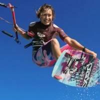 Aurelia Herpin Kite Surfing School Tarifa