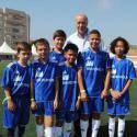 El Campus Vicente del Bosque en Málaga ofrece en verano 2019 sus campamentos deportivos de fútbol para niños, niñas y jóvenes de 6 a 15 años del 30 de