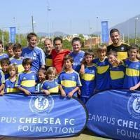 Campus Chelsea de fútbol e inglés en Estepona