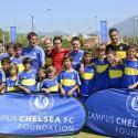 Campus Chelsea de fútbol e inglés en Málaga