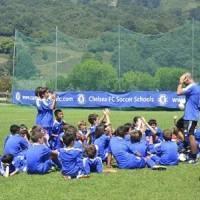 Campus Chelsea de fútbol e inglés en la Universidad de Málaga