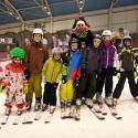 Madrid SnowZone, la pista de nieve cubierta del Centro Comercial Madrid Xanadú, Arroyomolinos, oferta sus campamentos de esquí de verano para niños y
