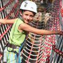 Campa Ocio y Tiempo Libre ofrece la Granja Escuela y Centro Medioambiental El Trasto a orillas del río Eresma en Tierra de Pinares, en Hornillos de Er