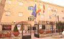 El albergue juvenil Alonso Quijano se encuentra en Ossa de Montiel (Albacete), en el Paraje Natural de las Lagunas de Ruidera, entre las lagunas de la