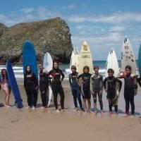 Campamentos aventura y surf Planeta Palombina
