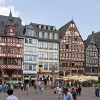 Viaje escolar a Frankfurt, Alemania