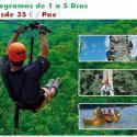 Viajes escolares de 1 a 5 días de multiaventura y náutica en la Comunidad Valenciana para grupos de primaria, secundaria y bachillerato con alojamient