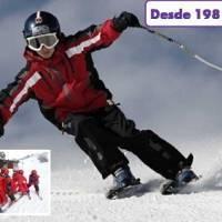 Viaje escolar de esquí …