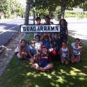 English week en la Sierra de Guadarrama (Madrid) para grupos de primaria y secundaria. El programa semanal de inmersión lingüística en inglés incluye