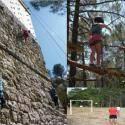 Viaje escolar de multiaventura a Talayuelas (Cuenca) con actividades para grupos de Primaria, Secundaria y Bachillerato. El programa incluye alojamien