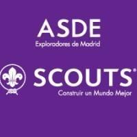 Escuela de Tiempo Libre Asde - Insignia de Madera