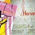 La Escuela de Ocio y Tiempo Libre Henar, de la Asociación Animación y Promoción Sociocultural de Alcalá de Henares, imparte cursos de monitor y coordi