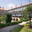 El Albergue Residencia Juvenil Florentino Lopez Cuevillas se encuentra junto al campus universitario en pleno centro histórico de la ciudad de Ourense