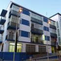 El Albergue Residencia Juvenil Sant Crist Del Mar se encuentra en el centro urbano de Benicarló (Castellón), a 150 metros del puerto y de la playa, en