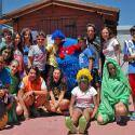 Campamento Ingles Deportes Disfraces Kings College 1