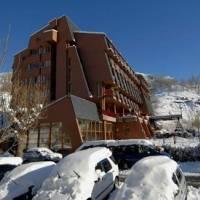 Fin de año esquí en Mas…