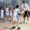 Campus Baloncesto Fundacion Real Madrid 5