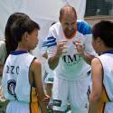 La Asociación de Jugadores de Baloncesto del Real Madrid y Fundación RealMadrid organizan el IX Campus de baloncesto Leyendas del Real Madrid en veran