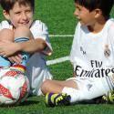 La Fundación RealMadrid y SyG Educación ofrecen los Campus Experience de verano 2015 en el Club de Campo La Fresneda en Siero, Asturias, campamentos d