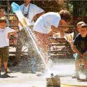 Planeta Ciencias ofrece sus campamentos científicos de verano 2017 en el Albergue Garganta de la Chorrera de Gavilanes, Ávila, para niños y niñas de 6