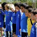 Chelsea FC Foundation ofrece su campus de fútbol íntegramente en inglés de verano 2016 para externos de 4 a 12 años en Madrid. Se desarrollará en Reeb