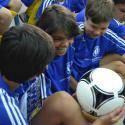 Campus Chelsea Fc Foundation Madrid Risas
