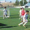 La Fundación Real Madrid  ofrece los Campus Experience de verano 2015 en el Campo Municipal Malaka CF en Málaga, campamentos de fútbol para niños y jó
