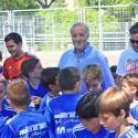 El Campus Vicente del Bosque en Ibiza (Islas Baleares) ofrece en verano 2018 su campamento de fútbol en el Estadio Can Misses situado en la ciudad de