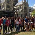 Newlink (NLK) ofrece en verano 2017 su curso de inglés internacional en Oxford para jóvenes de 12 a 17 años con alojamiento en familia, clases en Rusk
