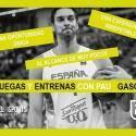 Pau Gasol Universe permitirá a 15 jóvenes o adultos convivir, jugar, aprender y experimentar el mundo del basket con Pau Gasol y su equipo técnico en