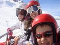Viaje escolar de esquí a Port Ainé (Lérida-Pirineo Catalán)