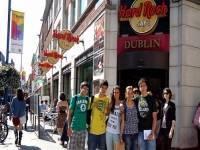 Viaje escolar a Dublin …
