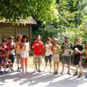 Alea Ocio ofrece en verano 2019 sus campamentos de multiactividad con inglés y de inmersión lingüística en Molino de Butrera para niños y jóvenes de 7