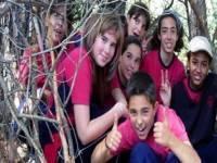 Excursión escolar al Pinar de Valdelatas