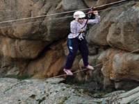 Excursión escolar a Pedriza Cueva de la Mora, Madrid