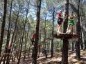 Club campamentos.info propone un viaje escolar de 5 días en Toledo, con actividades multiaventura y naturaleza para grupos escolares de Primaria y Sec