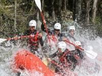 Fin de curso multiaventura en el Pirineo Catalán, 5 días
